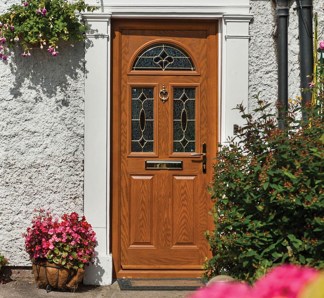 Composite Doors Product Options