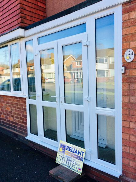 uPVC Windows in Solihull
