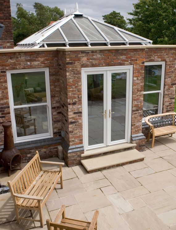 Traditional Orangery