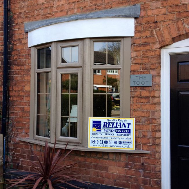 uPVC Windows in Studley